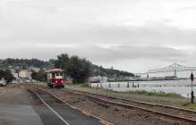 MYSTERY:  Streetcar still in service