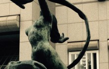 MYSTERY:  What does this statue represent?
