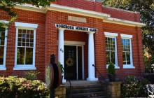 FOCUS:  How Norcross got what looks like Carnegie Library but isn't