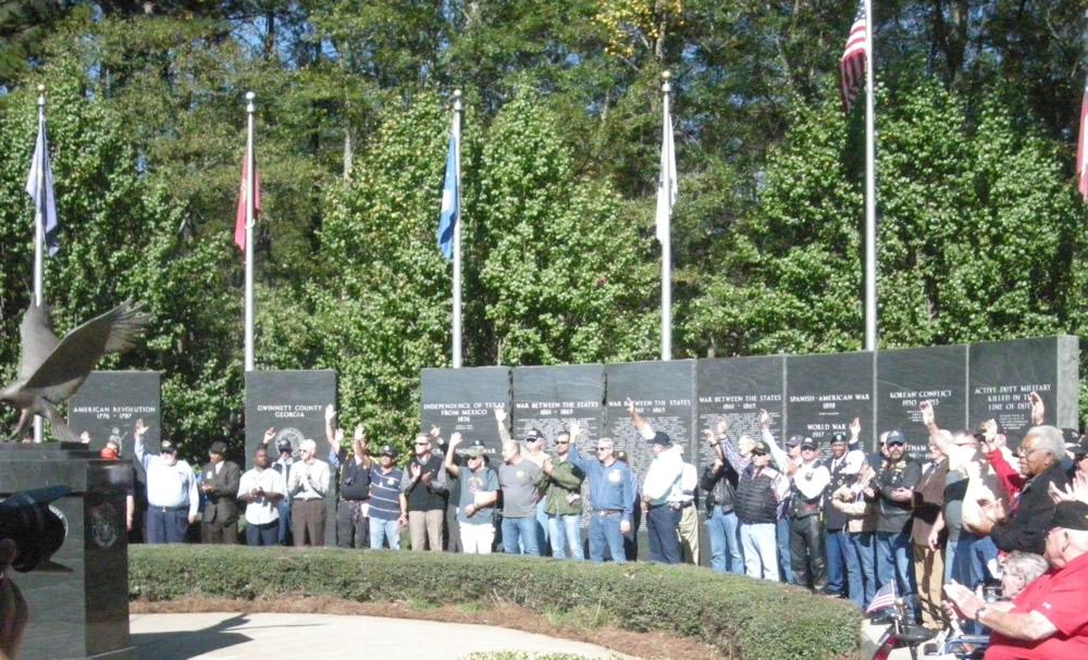11/17: Louisianan's view; on publishing GwinnettForum; more