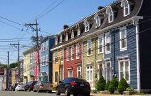 Gower Street, St. John's, Newfoundland. More photos.
