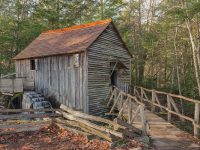 MYSTERY: Many readers may have seen this mill at one time
