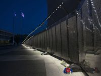 The Wall That Heals, in Texas in 2016. Via Wikipedia.