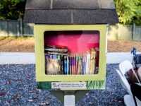 Little Free Library, Discovery Park, Norcross