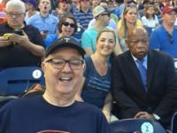 BRACK: Enjoying the congressional baseball game in Washington, D.C.