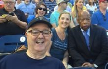 BRACK: Enjoying the congressional baseball game in Washington, D.C.