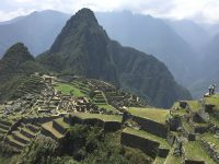 10/10:  On Machu Picchu; Gwinnett model train set; Estate taxes