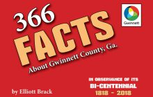 BRACK: Celebrate the Gwinnett Bi-Centennial with your own fact book