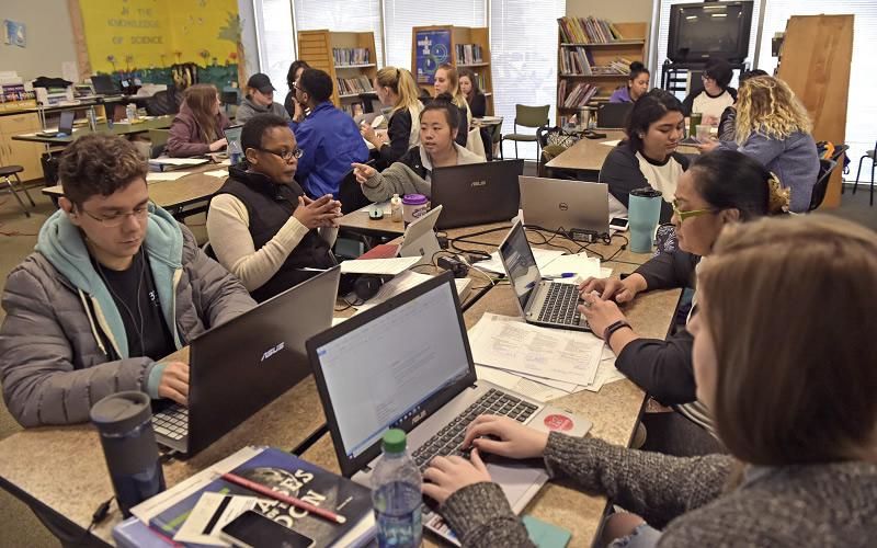 Gwinnett Forum 11 16 Gwinnett Tech S Growth Remembering A Newspaperman Gerrymandering