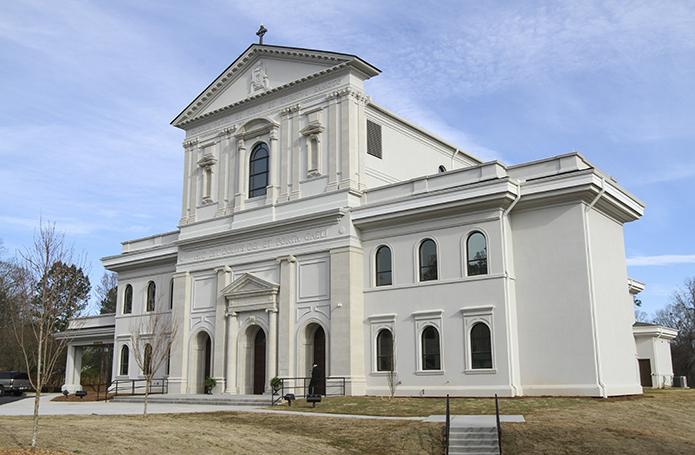 Gwinnett Forum – 5/14: Old, but new, church