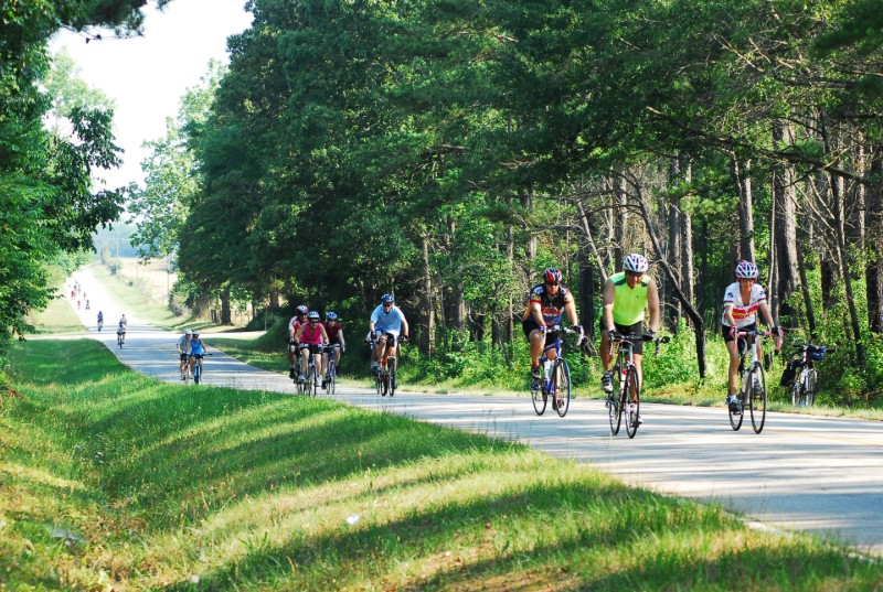 Gwinnett Forum – 7/12: About the big bike ride, flying money and the